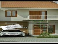 Dijual - Rumah minimalis 2 lantai dalam cluster Jagakarsa jaksel