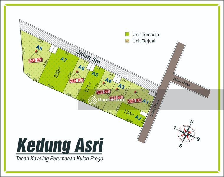 Tanah Dijual Kulonprogo, Garansi Profit 30% Pertahun #99407682