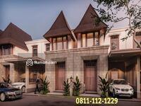 Dijual - Rumah Mewah 2 Lantai Cinere Depok Gaya Bali Akses 5 menit ke pintu Tol Cinere