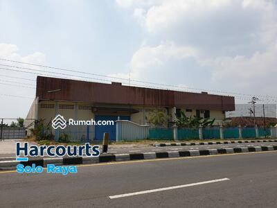 Dijual - Tanah Komersial Kartasura, Sukoharjo, Jawa Tengah