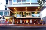 Hotel super murah pinggir jalan kuta1 menit ke pantai