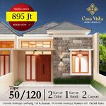 Rumah dijual di Beji Depok. 5 menit dari Gerbang Tol Kukusan