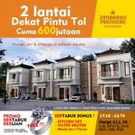 Rumah Cantik Nuansa Bali Di Sawangan Depok Dekat Tol Sawangan