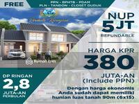 Dijual - Permata Kwangsan Selatan Surabaya Dekat Juanda, Betro Cicilan Murah 2, 8 Jutaan, Free Biaya-Biaya