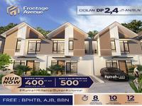 Dijual - Rumah+Ruha Frontage Sidoarjo Fasilitas Lengkap Istimewa Harga 400 Jtaan Free Biaya