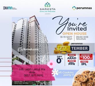 Dijual - Apartemen Sentraland Cengkareng Tower Bunaken