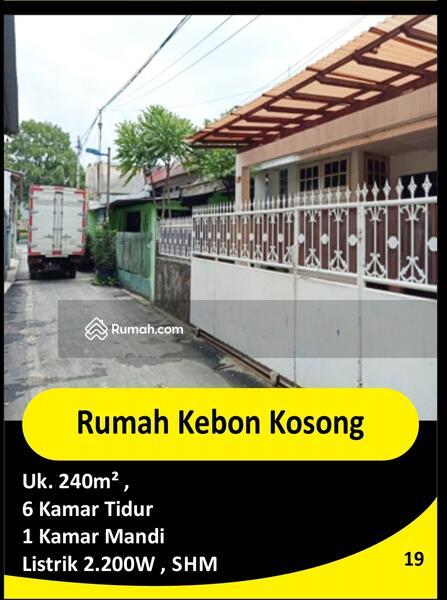Rumah kebon kosong  kemayoran Jakarta puaat #109418232