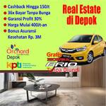 Hunian Mewah Real Estate di The Orchard Residence Parung: Garansi Profit 30%