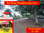 Tanah Kalving Bandung sdh SHM Split 1jtan lokasi bagus Murah meriah