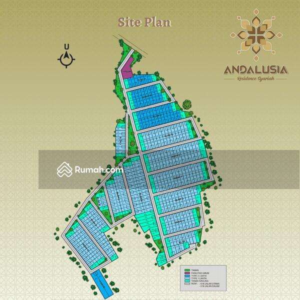 ANDALUSIA RESIDENCE PERUMAHAN MURAH DP 0% #99763786