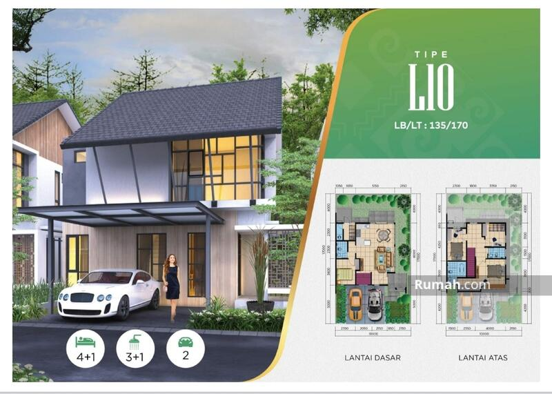 Rumah JGC Jakarta Garden City, Cakung Jakarta Timur, Dekat Kelapa Gading #99805562