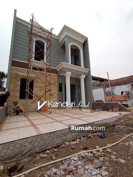 Forsale rumah modern classic dalam cluster lokasi strategis jagakarsa #99832598