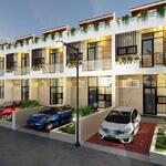 Dijual Rumah 2 lantai murah [ROSE GARDEN VILLA] lokasi strategis pinggir jalan raya lembang Bandung