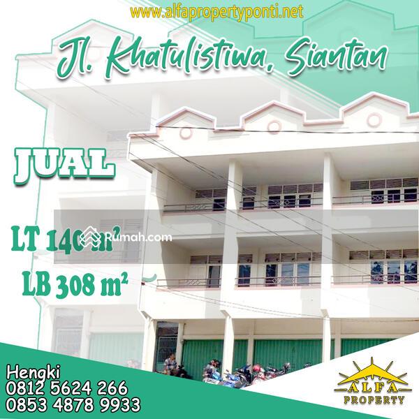Ruko Khatulistiwa, Siantan, Pontianak, Kalimantan Barat #109980432