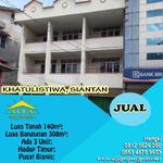 Ruko Khatulistiwa, Siantan, Pontianak, Kalimantan Barat