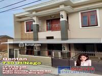 Dijual - Rumah baru 2 Lantai