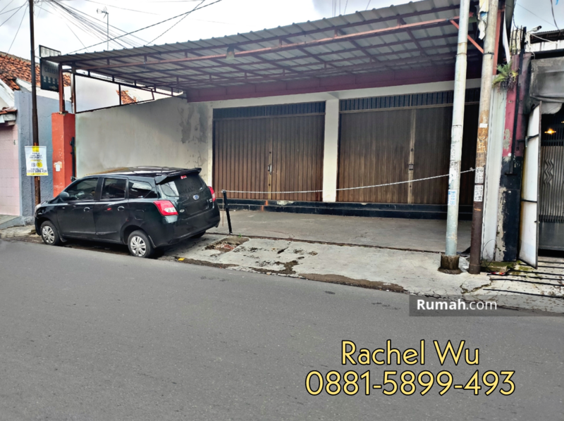 TURUN HARGA! Ruko pinggir jalan aktif JL. LURAH murah 1,5m Nego tipis Jarang Ada! #99939450