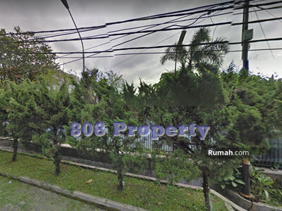 Dijual - Tanah Komersial Sukasari, Bandung, Jawa Barat