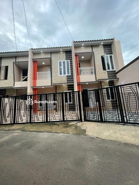 Rumah baru ready siap huni bangunan bata merah #101775292