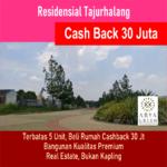 Beli Rumah di Kawasan Tajurhalang Bogor  Bonus Furniture Senilai 30 Jutaan