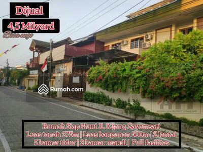 Dijual - Rumah Siap Huni Jalan Kijang Gayamsari