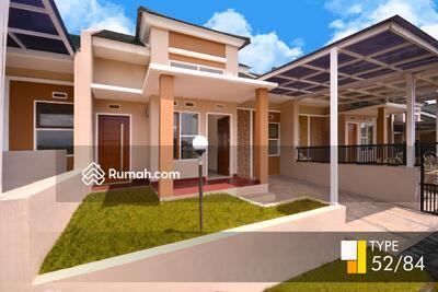 Dijual - DP All In Rp 10 Jtan sd serah terima kunci El Green Residence Cicalengka rumah cantik depan taman
