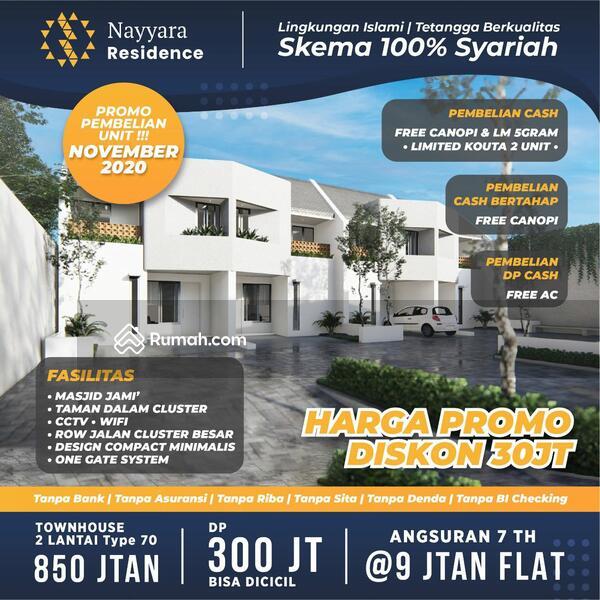 Rumah Syariah Di Depok Nayyara Residence, 5 menit ke giant tole iskandar - Tip Top Depok #100215170