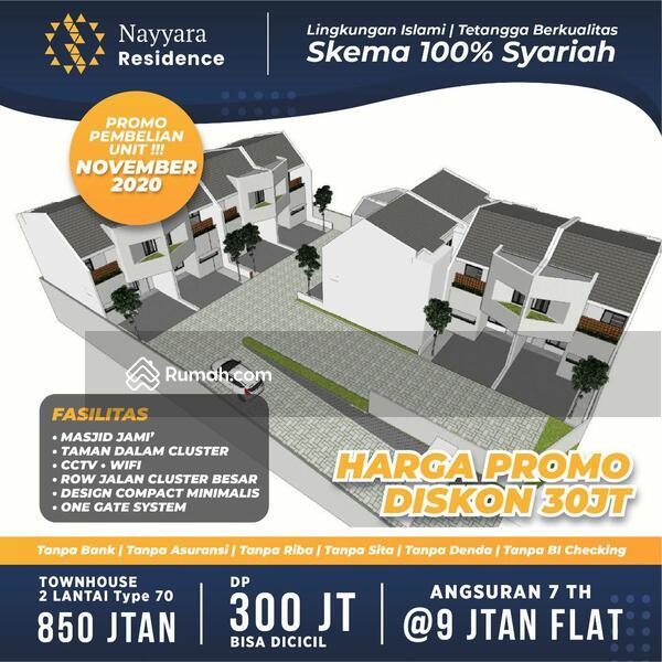 Rumah Syariah Di Depok Nayyara Residence, 5 menit ke giant tole iskandar - Tip Top Depok #100215220