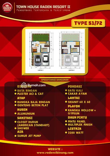 Raden Cibinong 5 #100414716
