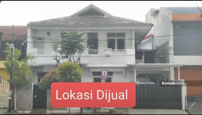 Rumah hitung tanah pinngir jalan raya Kelapa Gading #100462030