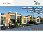 Rumah Keren Cluster Amethyst Pondok Permata Cicilan cuma 2 Jtan
