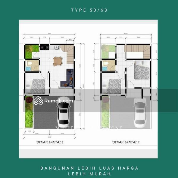 Harga perdana. Rumah 2 Lantai hanya 400 juta. Untuk 5 pembeli pertama #105361990