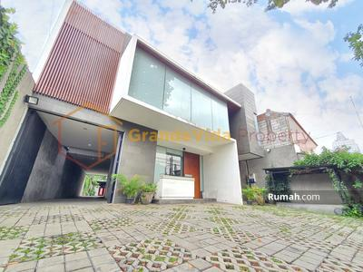Dijual - KALIBATA – MINI BUILDING MODERN OFFICE ALA GOOGLE, TINGGAL MASUK, FULL FURNISHED.