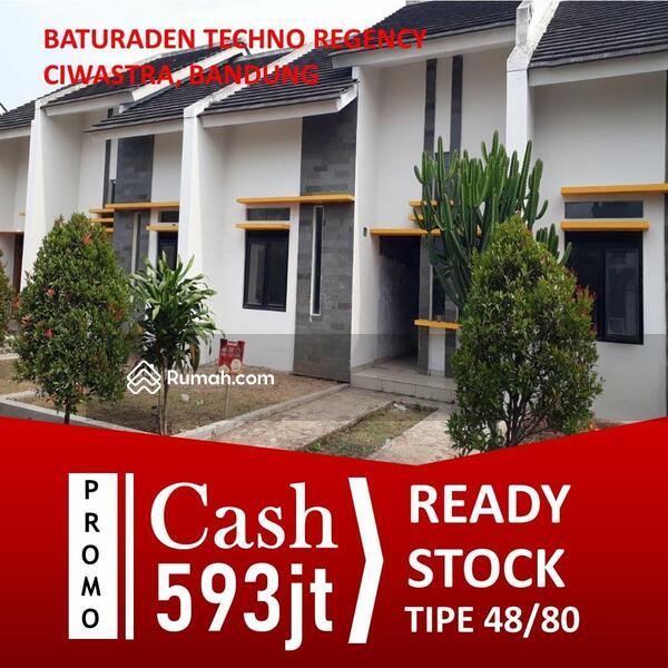Dijual rumah  ready stok di Baturaden Techno Regency Bandung #100579556