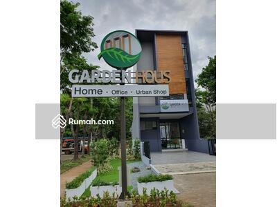 Dijual - Garden Hous Rumah 3 Fungsi (Home - Office - Urban Shop)