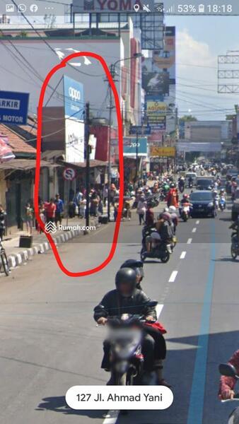 Ruko Hitung Tanah Saja di Pusat Kota Garut #100600110