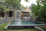 Simply Villa for Rent with Rice Field View