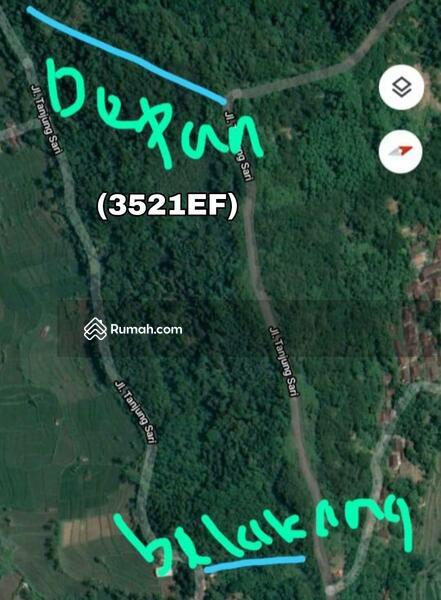 (3521EF) Lahan Gunungguruh Sukabumi Murah #100702342