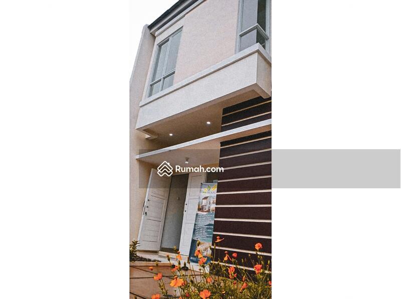 Jual rumah dekat stasiun harga murah 2 lantai samping mall aeon bsd #105805440
