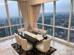 Apartemen The Peak Sudirman 4 BR Penthouse Lux 418 sqm $ 4000 ERI Property