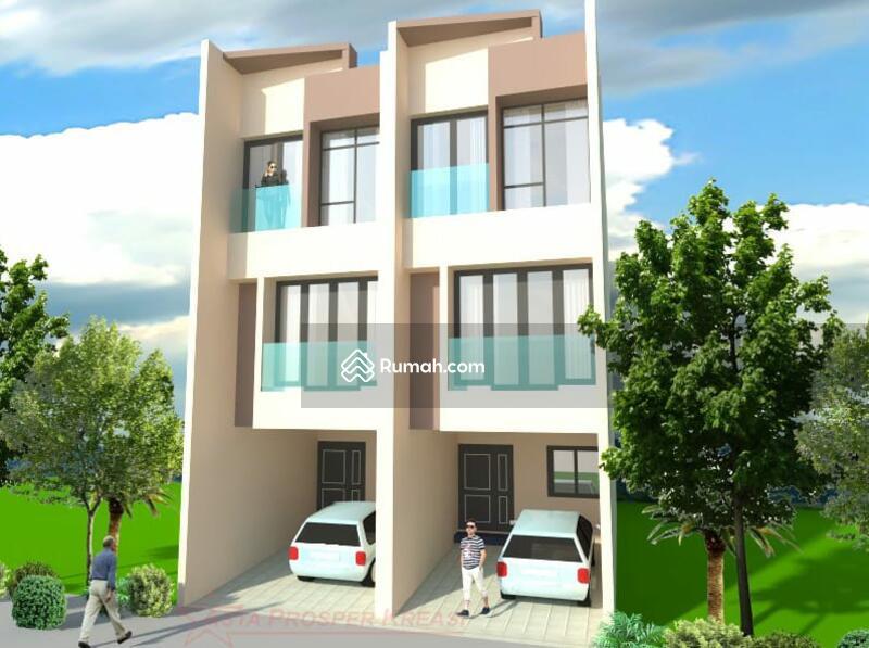 Rumah baru minimalis dgn tata ruangan bagus dan simple #100804912