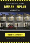 Rumah Murah Konsep Minimalis Modern Lokasi Strategis di Ciracas Jakarta Timur