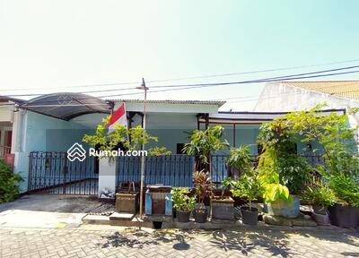 Dijual - turun harga LUAS & TENANG! Dijual rumah Biru Rungkut Menanggal pemilik ingin lekas laku