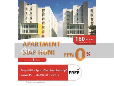 Dijual - PPN 0% Apartemen Aeropolis Residence Tangerang