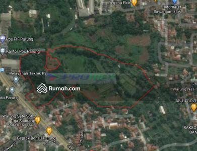 Dijual - Tanah Industri Parung, Bogor, Jawa Barat