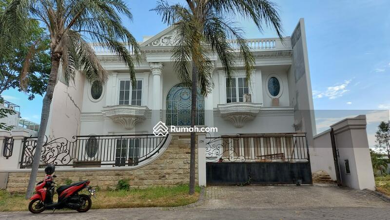 dijual rumah Graha Family dekat pakuwon indah, citraland surabaya barat #100910220