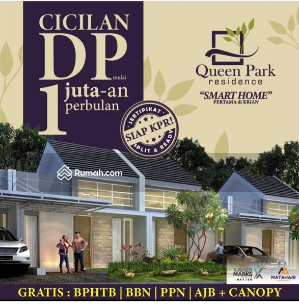 Queen Park Residence Simogirang Prambon Sidoarjo Krian Sidoarjo Jawa Timur 2 Kamar Tidur 45 M Rumah Dijual Oleh Al Huda Rp 200 Jt 17982979