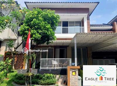Dijual - Rumah Mewah TERMURAH, Cluster Premium, Kebayoran Residence, Bintaro Jaya Sektor 7