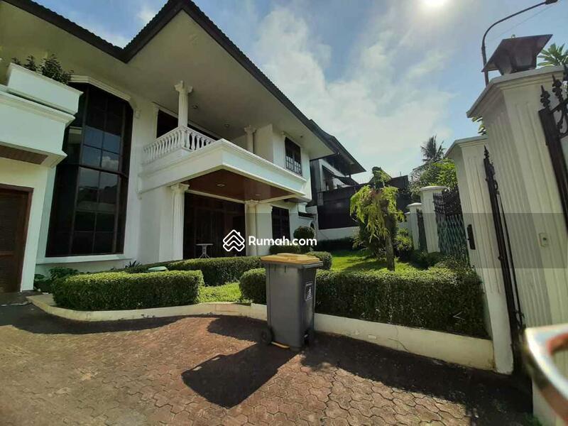 Rumah, pondok indah I lengkap pool, furnished, luas 570 meter, harga usd 3,500 per bulan nego #101044758