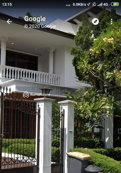 Rumah, pondok indah I lengkap pool, furnished, luas 570 meter, harga usd 3,500 per bulan nego #101044772